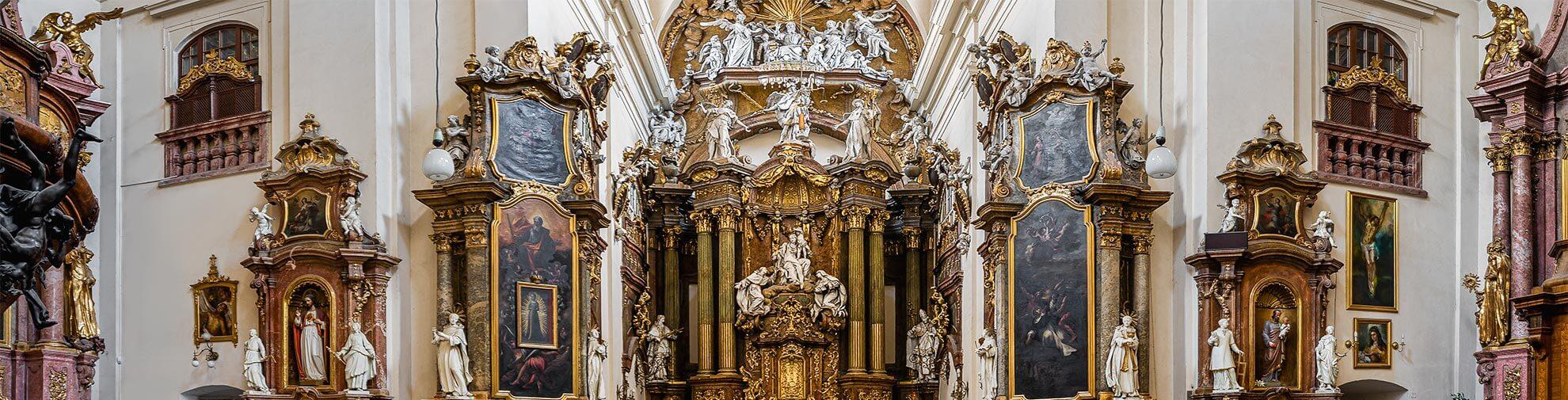 Kostel svatého Michala v Brně
