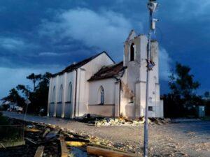 Kostel Hrušky